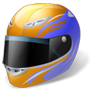 Motor Racing Icon