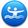 Wasserball Icon